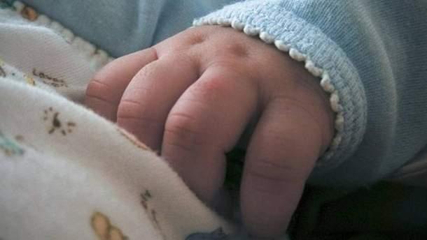 Врятоване немовля