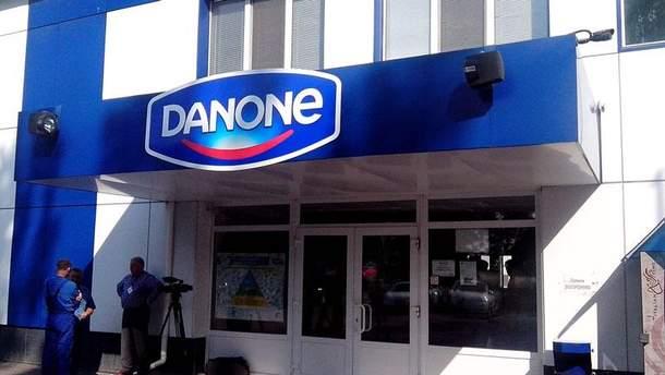 Компания Danone