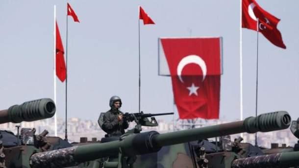 Вооруженные силы Турции