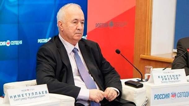Сейтумер Німетуллаев