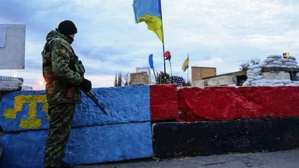Блокада Криму