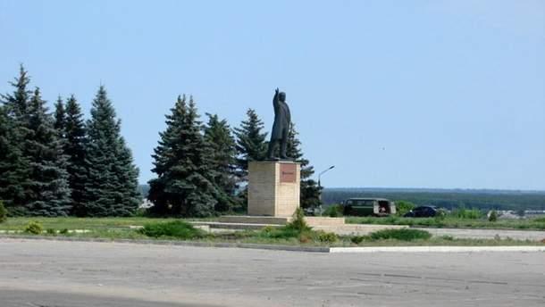 Ленин в Купянске