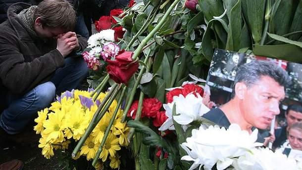 Похорон Нємцова