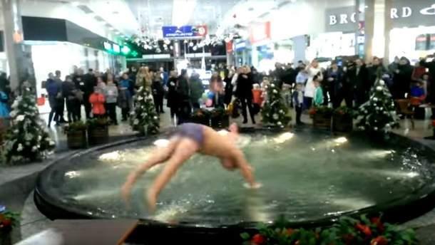 Развлечения в торговом центре