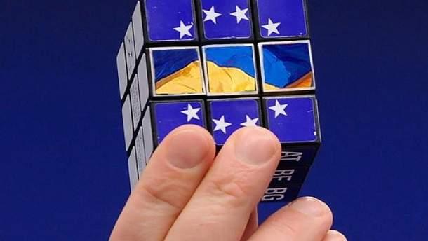 Украинцы верят в НАТО и ЕС