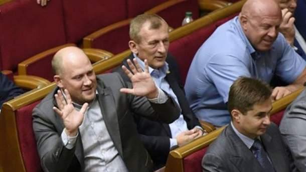 Сергій Каплін та Олександр Сугоняко