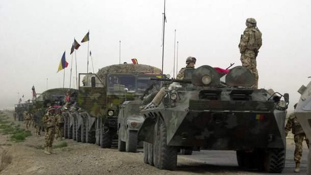 Румунські військові
