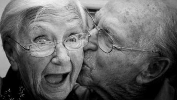 Секс в старости
