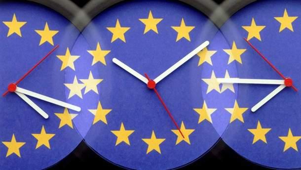 Безвизовый режим в ЕС
