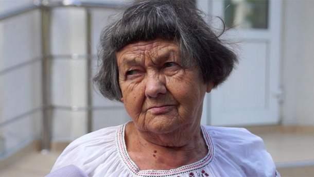 Марія Іванівна Савченко