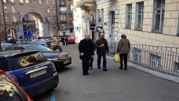Ілля Кива і Дмитро Корчинський