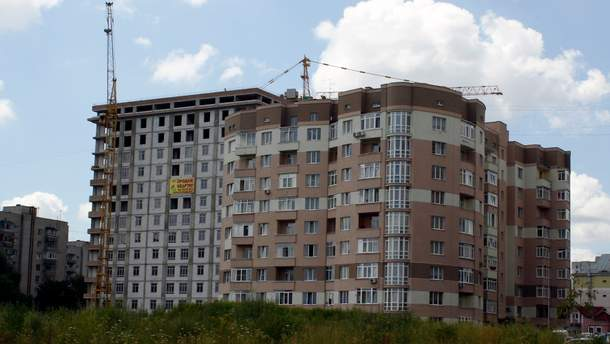 Новобудова