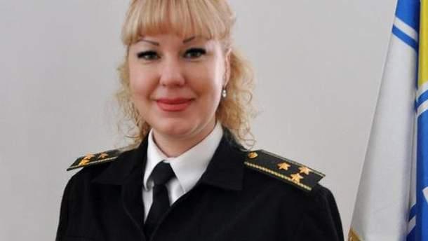 Марина Каналюк