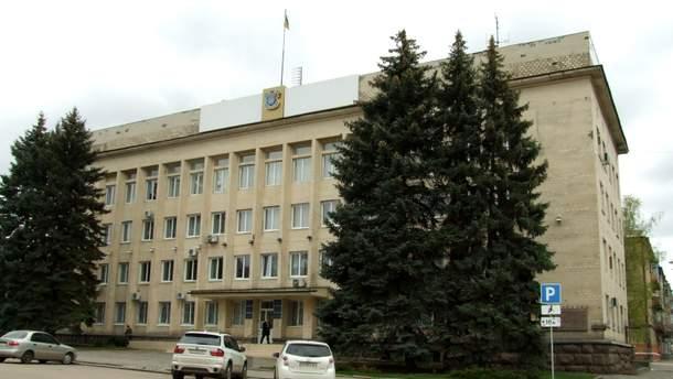 Краматорский городской совет
