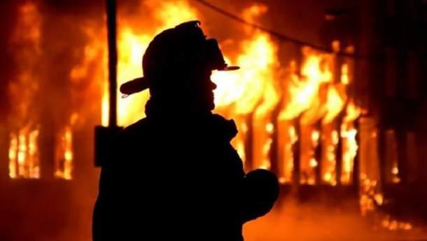 Пожежник (Фото ілюстративне)