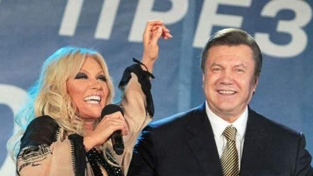 Повалій і Янукович