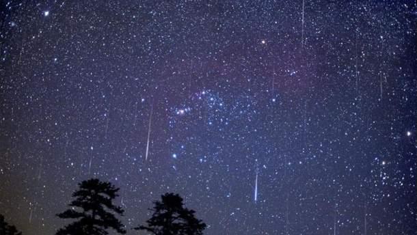 Мешканці Землі матимуть змогу побачити Травневі Аквариди