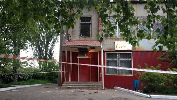 Будівля міграційної служби в Костянтинівці