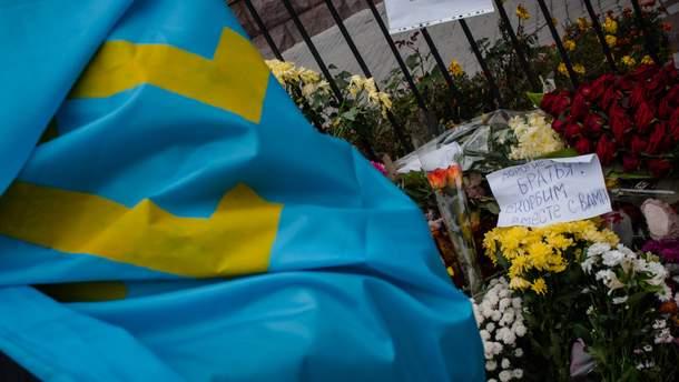 В Украине расследуют убийства и задержания крымских татар