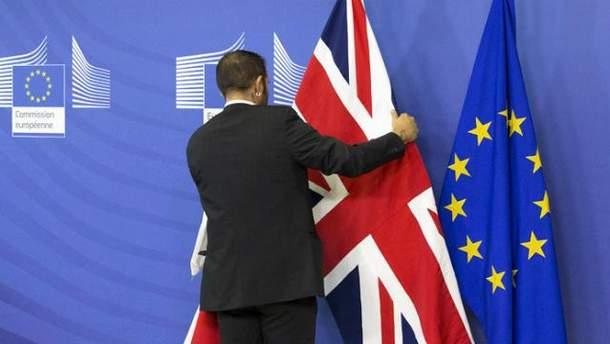 Великобританія-ЄС