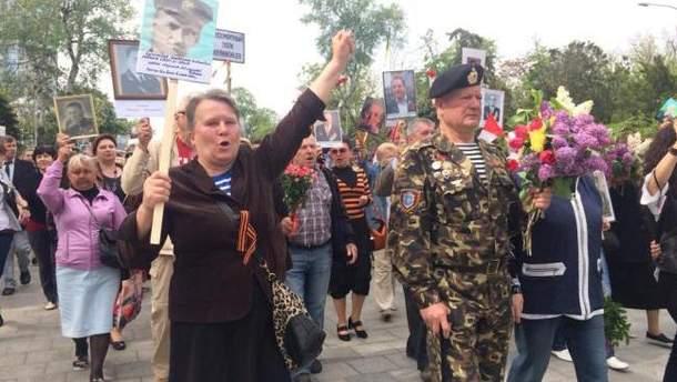 9 травня в Одесі без провокацій не обійшлося