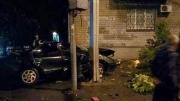 Аварія у Дніпропетровську