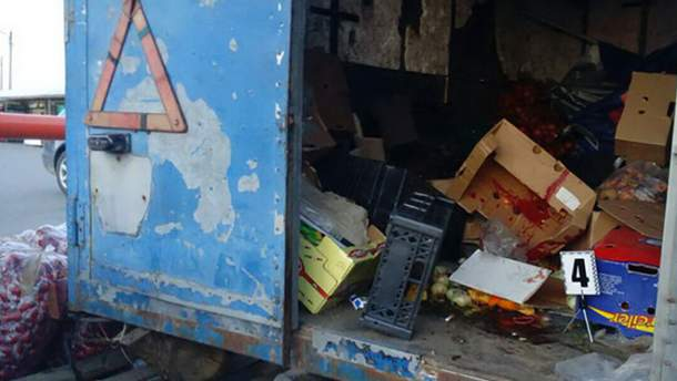 Последствия стычки в Мукачево