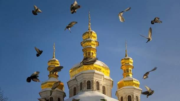 Церковь в Украине