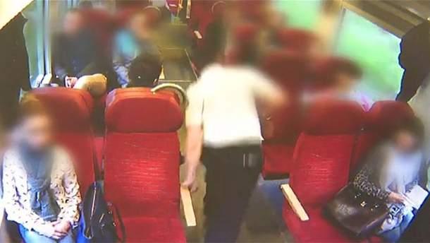 Машиніст врятував пасажирів потяга