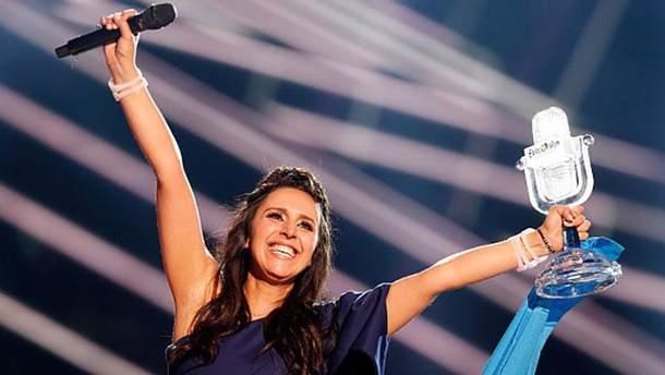Джамала — победительница Евровидения