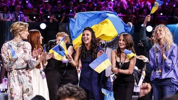 Джамала победила на Евровидении