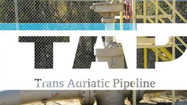 Трансадриатический газопровод