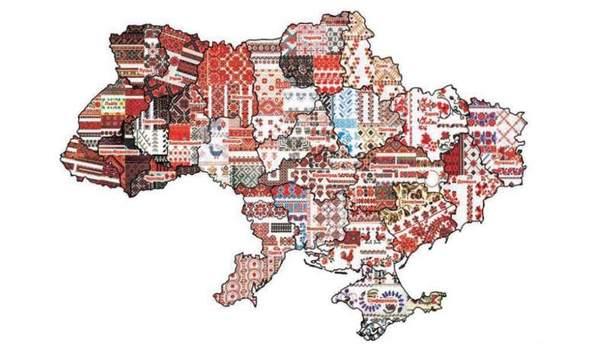 До Дня вишиванки  сорочки з усіх регіонів України - 24 Канал b0ffc97cd3dd5