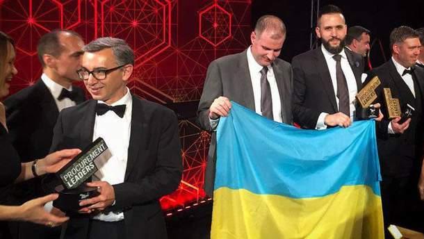 ProZorro перемогла у міжнародному конкурсі