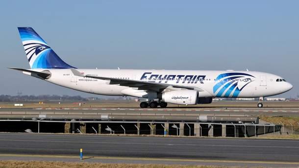 Самолет компании EgyptAir