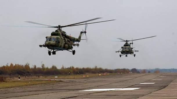 Вертольоти Мі-8