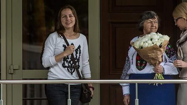 Вера и Мария Савченки