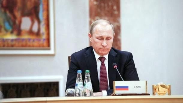 Володимир Путін визнав мінські домовленості