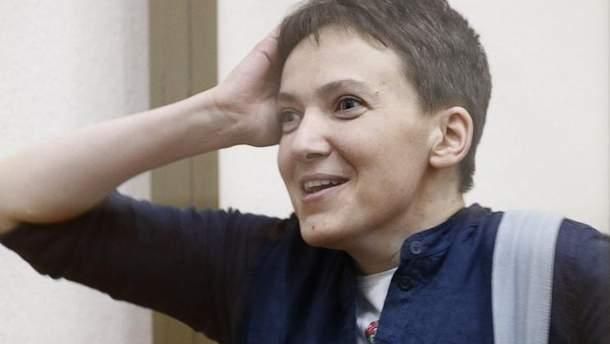 После 707 дней заключения Надежда Савченко наконец-то дома
