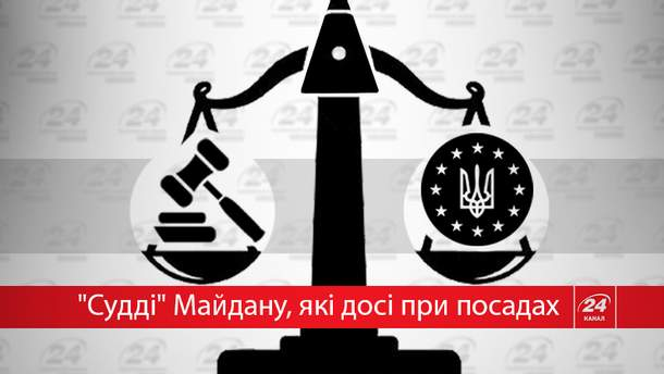 "Наказаны ли ""судьи Майдана""?"