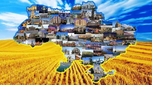 Украина процветает