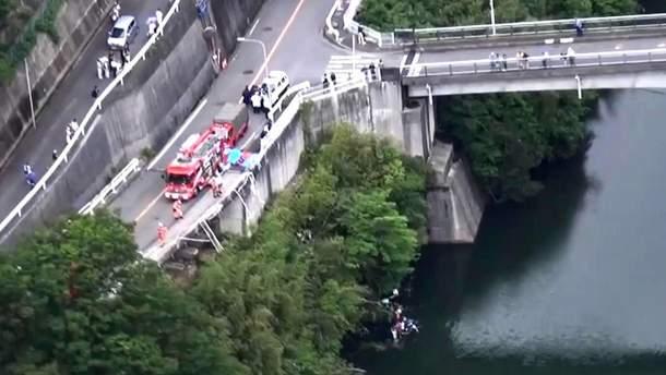 Авария в Японии