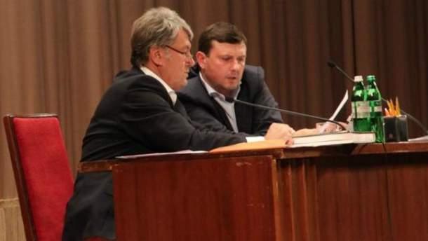 Ющенко вручив Бондарчуку
