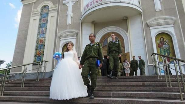 Террорист Альфонсо с женой