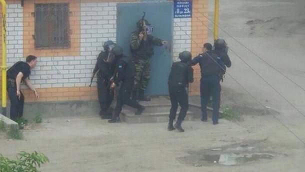 У Казахстані триває антитерористична операція