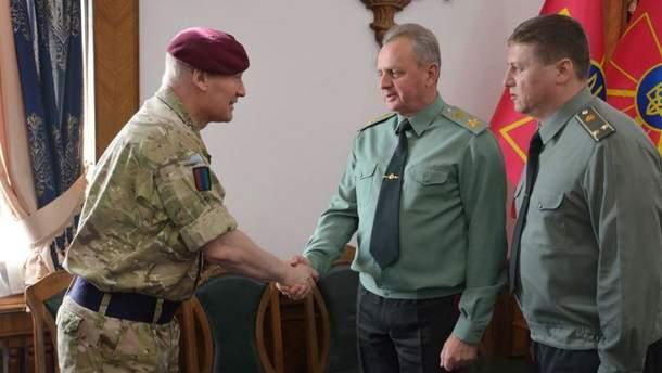 Встреча Муженко с Лоримером