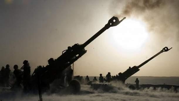 152-мм артиллерия