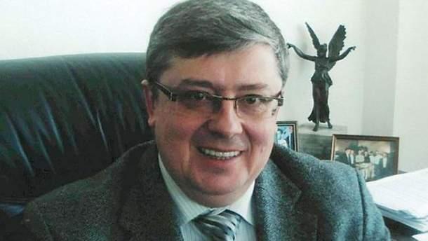 Олександр Сухомлин