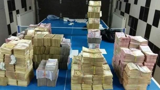 СБУшники вилучили понад 11 мільйонів гривень