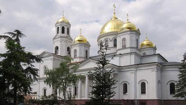 Кафедральний собор у Сімферополі